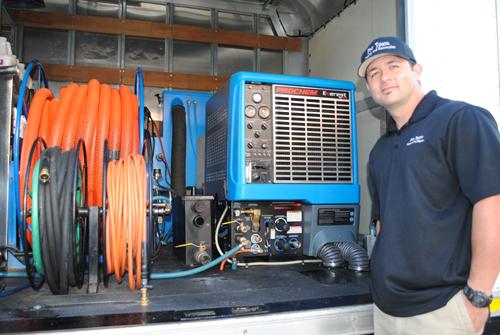Pro Team Everest Truckmount Carpet Cleaning Sacramento