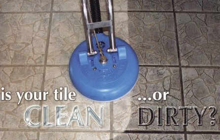 Tile Clean or Dirty