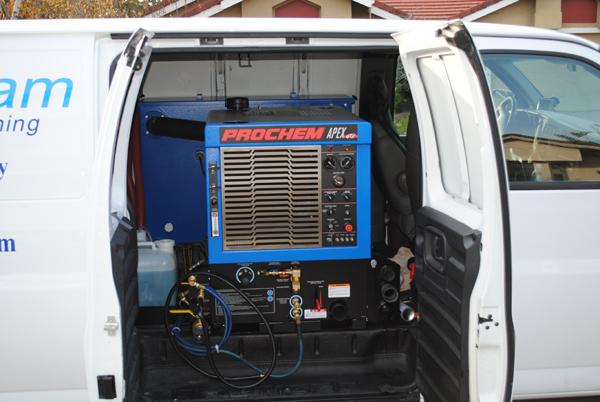 Pro Team Service Vans