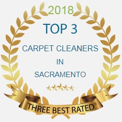 Top rated carpet cleaning Sacramento